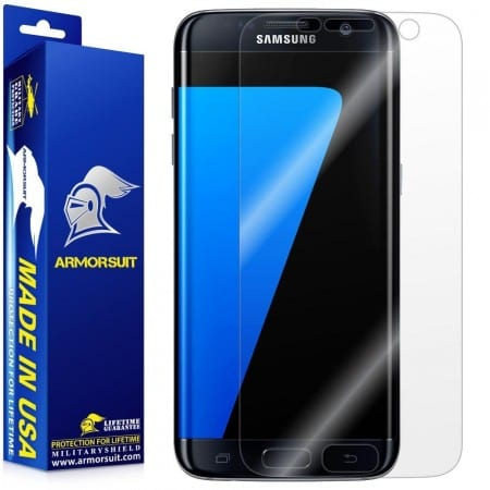 8.Top 10 Best Galaxy S7 Edge Screen Protector Review in 2016