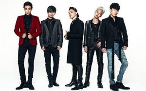 Most Popular Korean Kpop Boy Groups In 2016