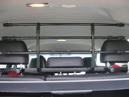 WalkyGuard Adjustable Car Barrier