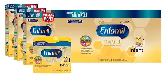 Best Formula Milk for Babies( 6-12 Months)