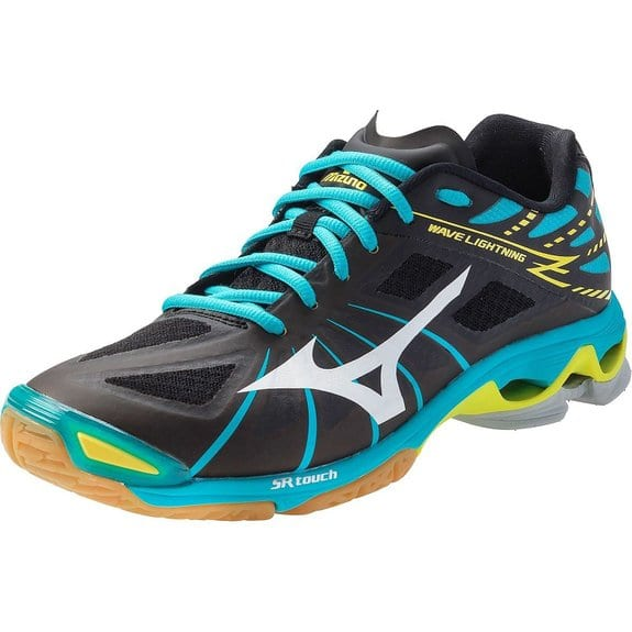 Mizuno High Top Volleyball Shoes
