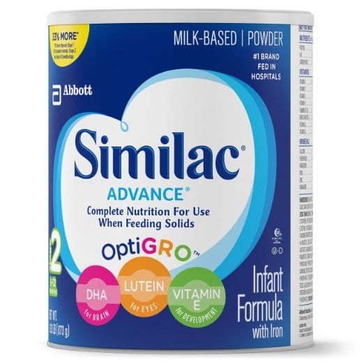 Best Formula Milk for Babies( 6-12 Months)