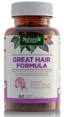 1. Hi-Potency Hair Growth Formula