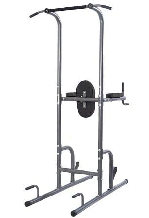 18. Goplus Chin up Tower Rack
