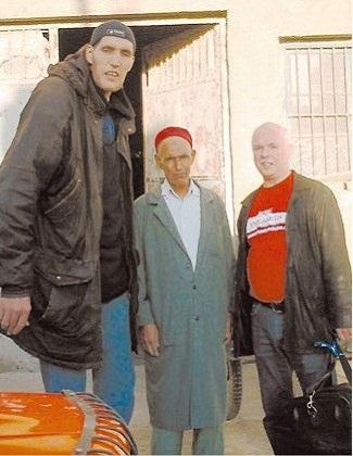 Tallest Men in the World