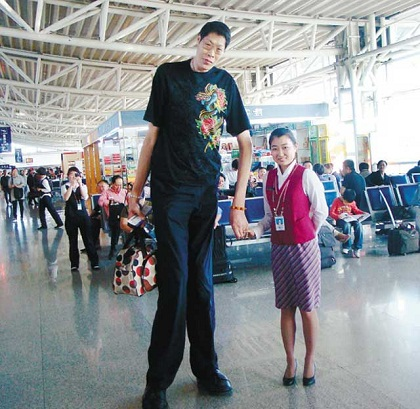 top 10 tallest men in the world top 10 review of