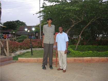 Tallest Men in the World