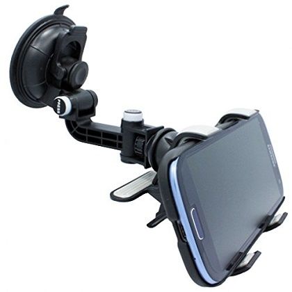 Handy Smartphone Holders and Mounts
