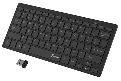 Best Universal Tech Devices Wireless Keyboards