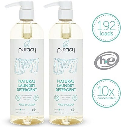 Best smelling laundry detergents