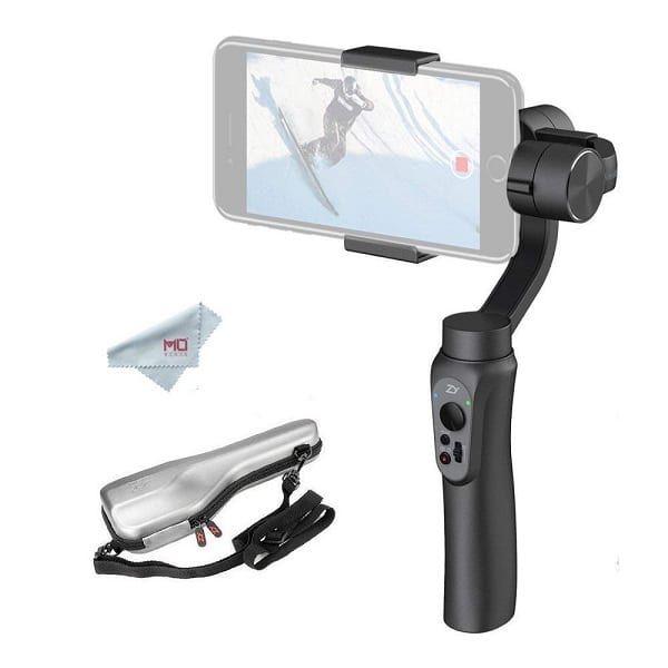 Best 3 Axis Gimbal For Smartphone & GoPro